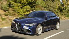 Alfa Romeo Giulia Quadrifoglio: test drive in pista - Immagine: 17