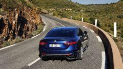 Alfa Romeo Giulia Quadrifoglio: test drive in pista - Immagine: 18