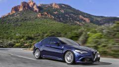 Alfa Romeo Giulia Quadrifoglio: test drive in pista - Immagine: 20