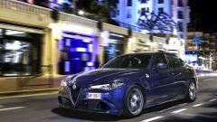 Alfa Romeo Giulia Quadrifoglio: test drive in pista - Immagine: 21