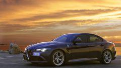 Alfa Romeo Giulia Quadrifoglio: test drive in pista - Immagine: 23