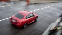 Alfa Romeo Giulia Quadrifoglio: vista 3/4 posteriore