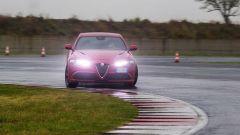 Alfa Romeo Giulia Quadrifoglio: vista frontale