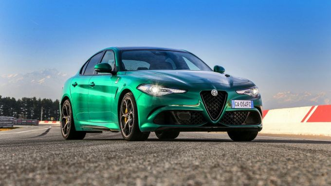 Alfa Romeo Giulia: quale futuro?