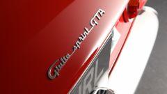 Alfa romeo Giulia Sprint GTA Stradale, dettaglio del posteriore  - courtesy: Alfaholics