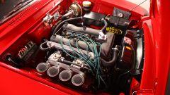 Alfa Romeo Giulia Sprint GTA Stradale, il motore, lato destro - courtesy: Alfaholics