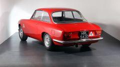 Alfa Romeo Giulia Sprint GTA Stradale: vista 3/4 posteriore - courtesy: Alfaholics