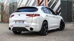 Alfa Giulia e Stelvio MY21, allestimento Rosso Edizione e altre novità - Immagine: 6