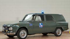 Alfa Romeo Giulia Super Giardinetta: edizione speciale della Polizia