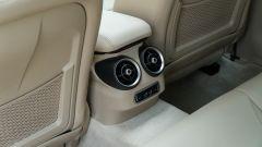 Alfa Romeo Giulia Ti 2020: bocchette di ventilazione posteriori