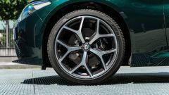 Alfa Romeo Giulia Ti 2020: il cerchio Design da 19 pollici