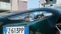 Alfa Romeo Giulia Ti 2020: il faro bi-xeno