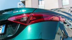 Alfa Romeo Giulia Ti 2020: il gruppo ottico posteriore