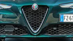 Alfa Romeo Giulia Ti 2020: la calandra