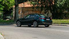 Alfa Romeo Giulia Ti 2020: la guida è sempre il suo punto forte