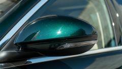 Alfa Romeo Giulia Ti 2020: lo specchio retrovisore esterno