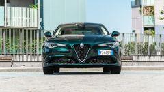 Alfa Romeo Giulia Ti 2020, vista frontale