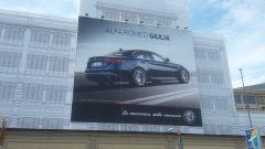 Alfa Romeo Giulia: il Lingotto è tutto per lei - Immagine: 2