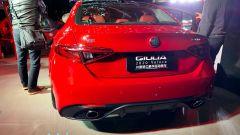 Alfa Romeo Giulia Veloce 2020 posteriore