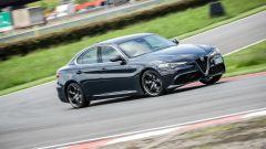 Alfa Romeo Giulia Veloce 280 CV benzina: prova, consumi, opinioni