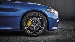 Alfa Romeo Giulia Veloce: la trazione integrale Q4 può trasferire fino al 60% della coppia all'asse anteriore