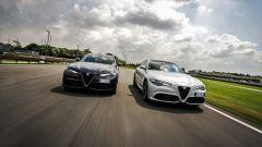 Alfa Romeo Giulia Veloce: meglio a benzina o a gasolio?