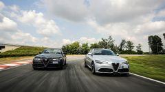 Alfa Giulia Veloce: meglio Diesel o a benzina? [VIDEO] - Immagine: 24