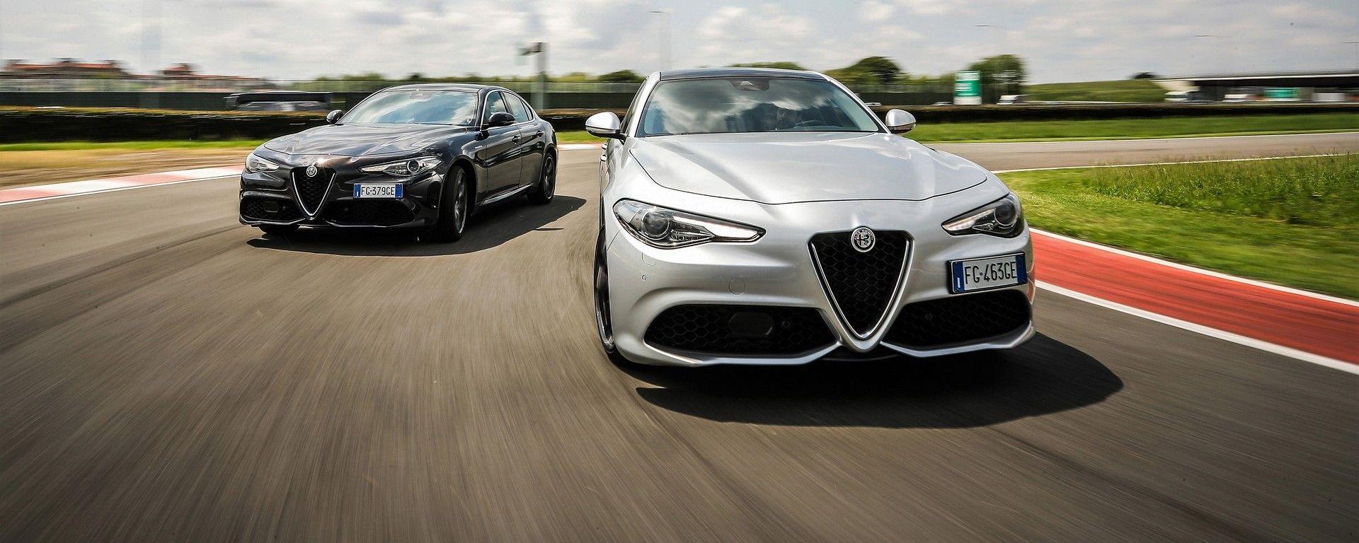 Alfa Giulia Veloce: meglio Diesel o a benzina? [VIDEO]