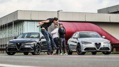 Alfa Giulia Veloce: meglio Diesel o a benzina? [VIDEO] - Immagine: 27