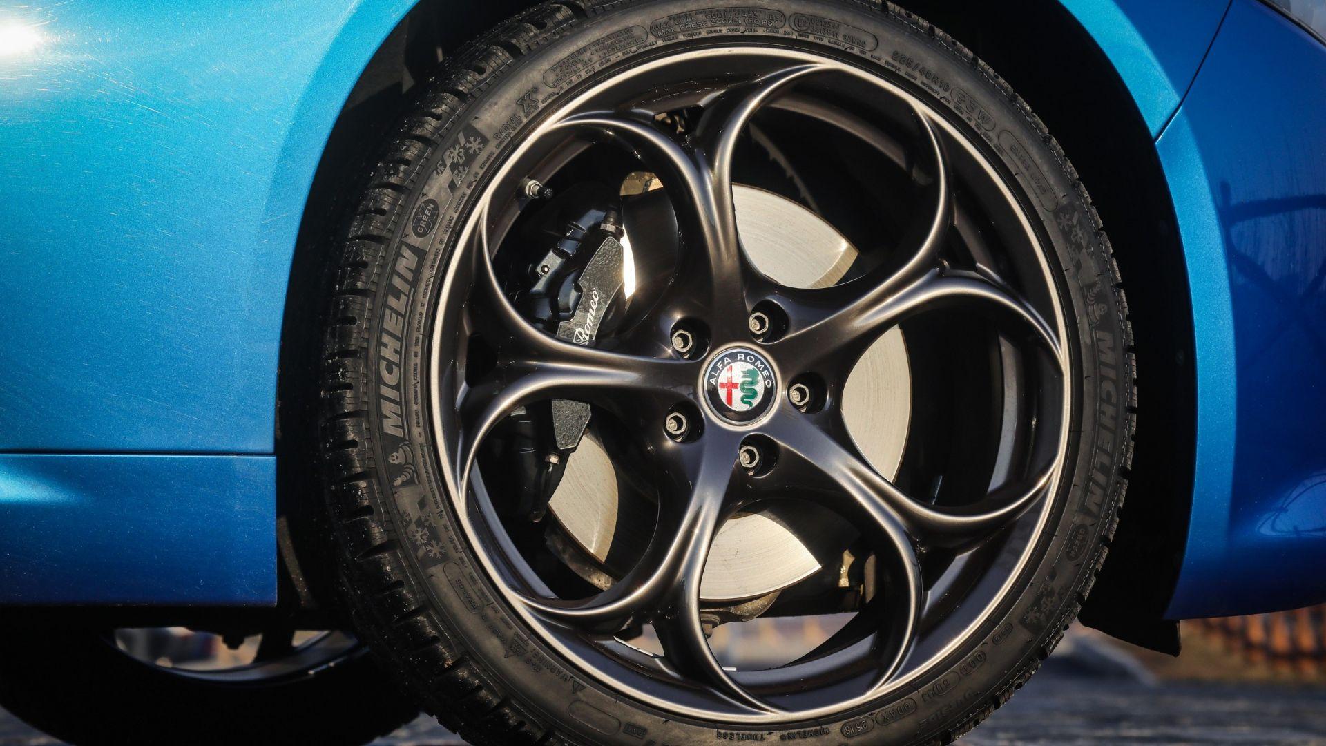 Alfa Giulia Veloce >> Alfa Romeo Giulia Veloce diesel: prova, caratteristiche ...