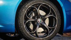 Alfa Romeo Giulia Veloce Q4: i cerchi in lega da 18 pollici