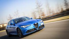 Alfa Romeo Giulia Veloce Q4: la prova - Immagine: 1
