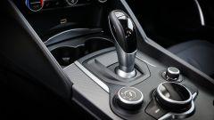 Alfa Romeo Giulia Veloce Q4: l'unico cambio disponibile è l'automatico 8 rapporti