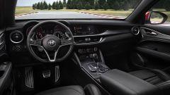 Alfa Romeo Giulia Veloce Turismo Internazionale: la plancia