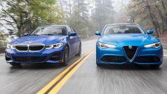 Alfa Romeo Giulia batte BMW Serie 3. Ora, anche negli Usa - Immagine: 2