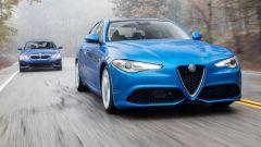 Alfa Romeo Giulia batte BMW Serie 3. Ora, anche negli Usa - Immagine: 3
