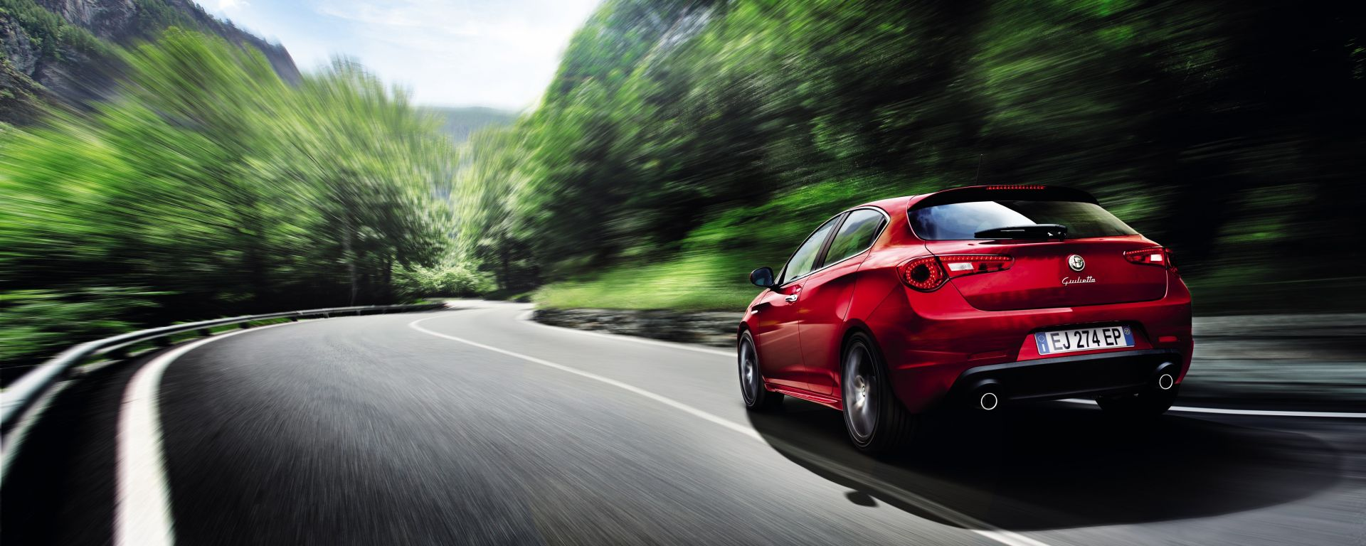 Alfa Romeo Giulietta 1.4 GPL Turbo