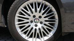 Alfa Romeo Giulietta 1.6 JTDm-2: i cerchi sono ancora in buono stato