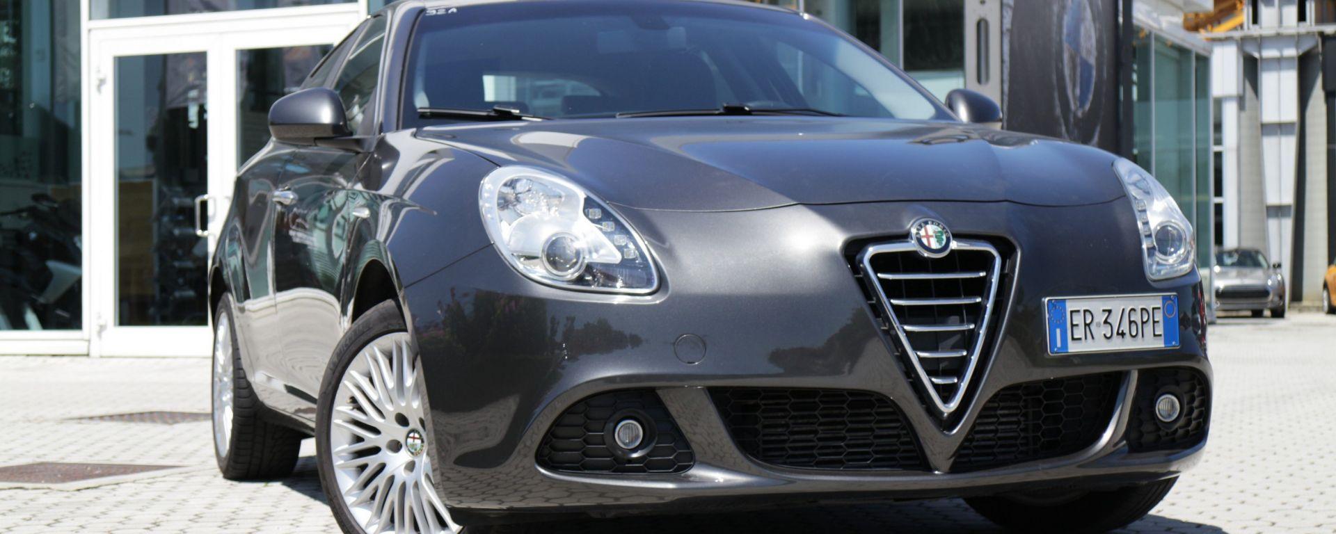 Alfa Romeo Giulietta 1.6 JTDm-2: immatricolata nel marzo 2013 ha percorso 116mila km