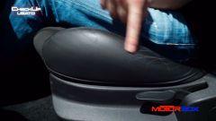 Alfa Romeo Giulietta 1.6 JTDm-2: la pelle dei sedili è un po' screpolata