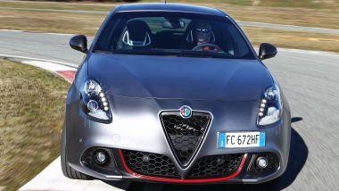 Alfa Romeo Giulietta 1750 TBi Quadrifoglio Verde 235 CV
