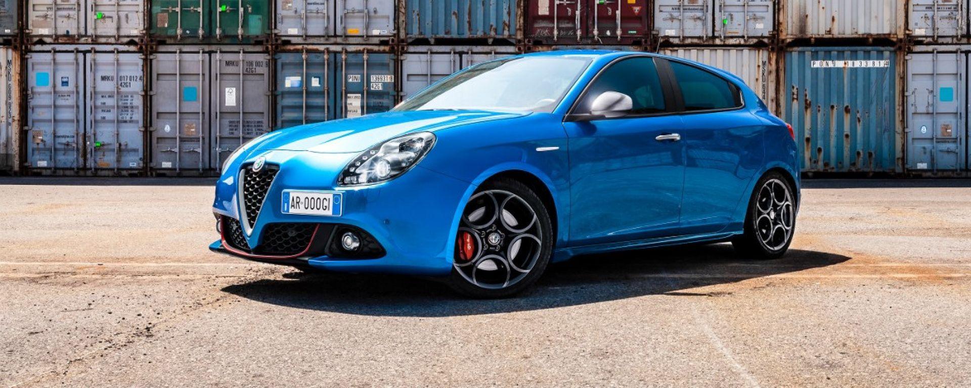 Alfa Romeo Giulietta: arrivano i pacchetti Tech e Carbon Look