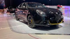 Alfa Romeo Giulietta al salone di Gienvra 2019