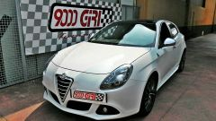 Alfa Romeo Giulietta by 9000 Giri anteriore