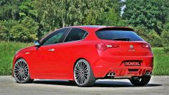 Alfa Romeo Giulietta by Novitec posteriore