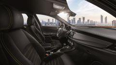 Alfa Romeo Giulietta Carbon Edition: vista degli interni