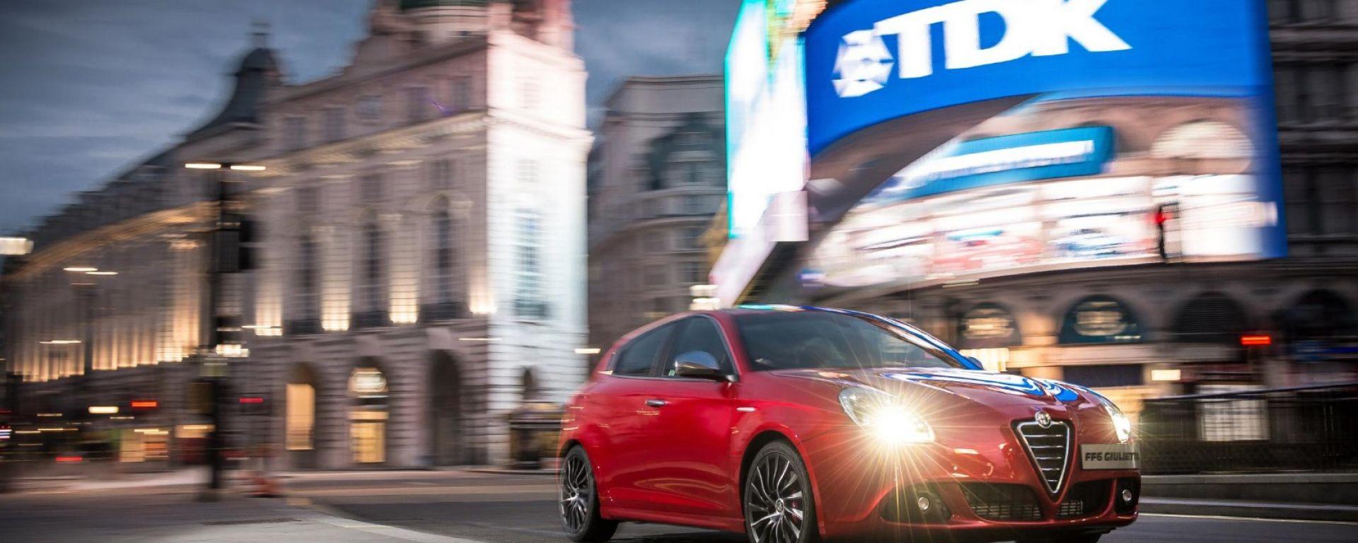 Alfa Romeo Giulietta Fast & Furious 6