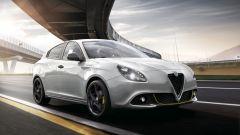 Alfa Romeo Giulietta Finale Edizione in colore Alfa White