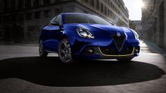 Alfa Romeo Giulietta Finale Edizione in colore Anodized Blue