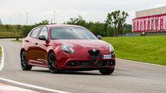 Alfa Romeo Giulietta: il frontale